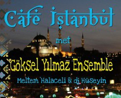 Göksel Yilmaz Ensemble @ Stadsschouwburg Utrecht
