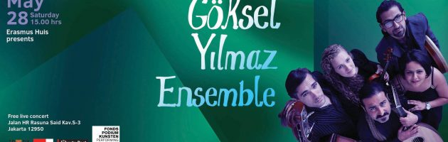 Göksel Yilmaz Ensemble in Indonesia!