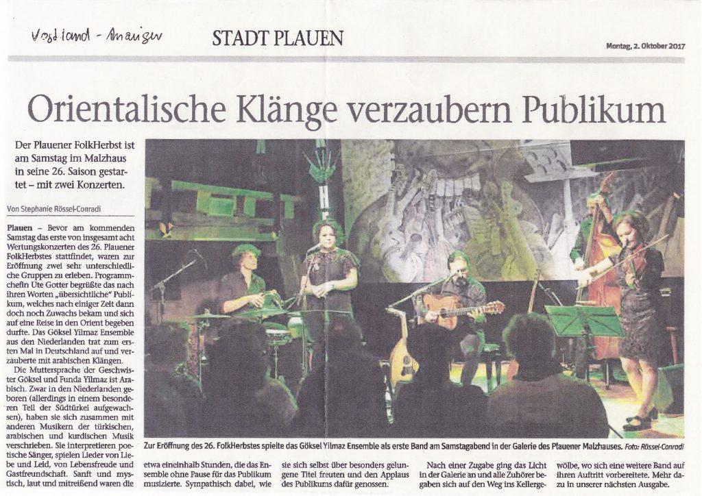Recensie concert Plauen 2