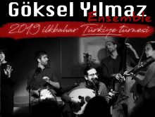 Göksel Yilmaz Ensemble Turkey Spring Tour 2019 was a great succes!